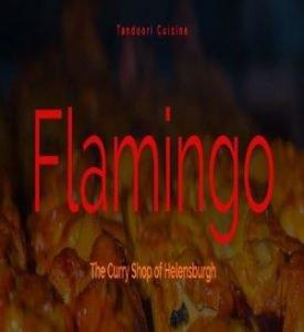 Flamingo Background 3